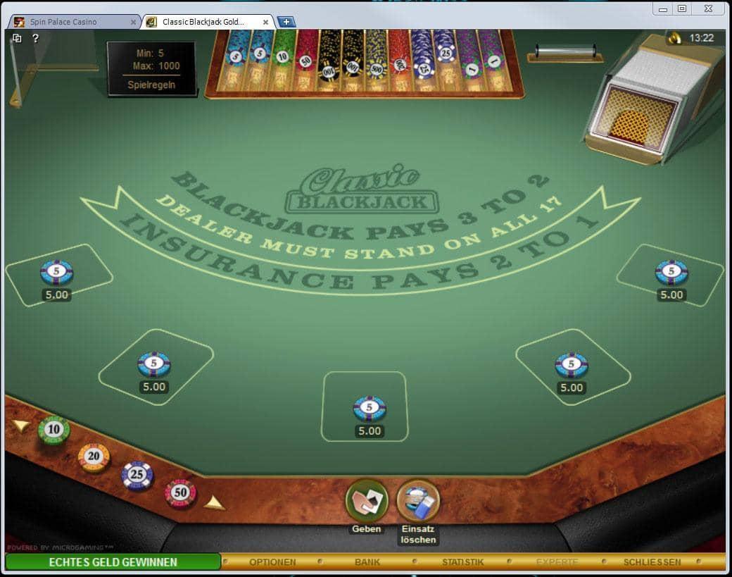 online casino spin