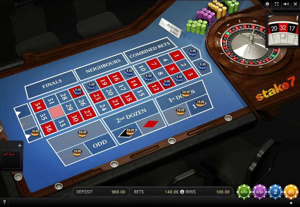 Stake7 Casino Test