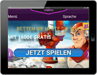 Screenshots iPad Casino Apps: Spielen Jackpot City
