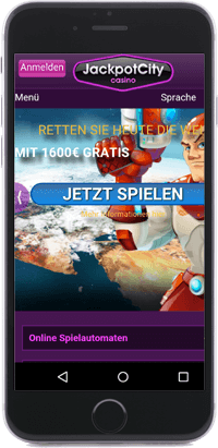 Screenshots iPhone Casino Apps: Spielen Jackpot City
