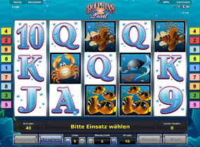 online casino dealer dolphin pearls