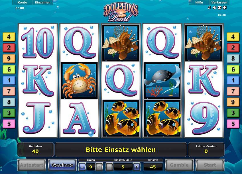 Dolphin Pearls Kostenlos Spielen