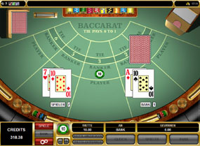 Multi-Bet Baccarat Gold