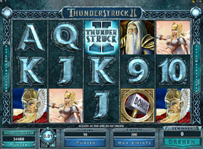 Jackpots in a flash Thunderstruck II