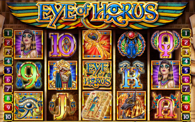 eye of horus merkur online spielen