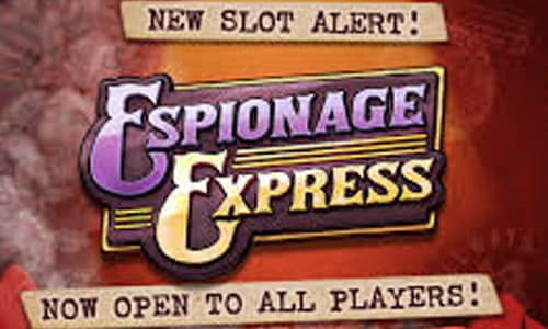 Espionage Express Slot