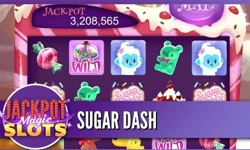 Sugar Dash Slot