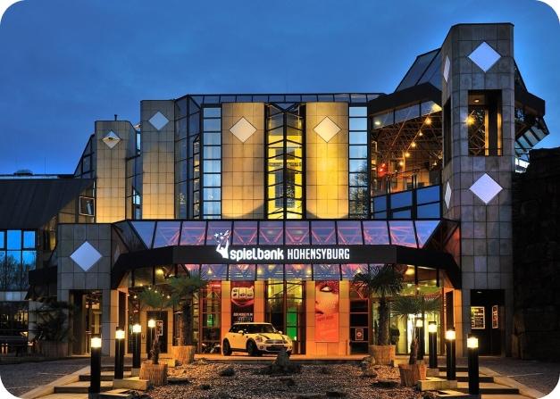 Casino Dortmund, HohensyburgstraГџe 200, 44265 Dortmund