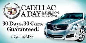 """Aktion """"Ein Cadillac pro Tag"""", Barona Resort und Hotel, San Diego"""