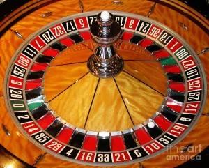 Roulette, Casino, Kasino, Glücksspiel
