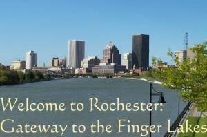 Rochester an den Finger Lakes