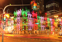 Das Treasury Casino in Brisbane