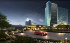 Geplantes Casino