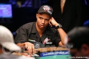 Pokerweltmeister Phil Ivey