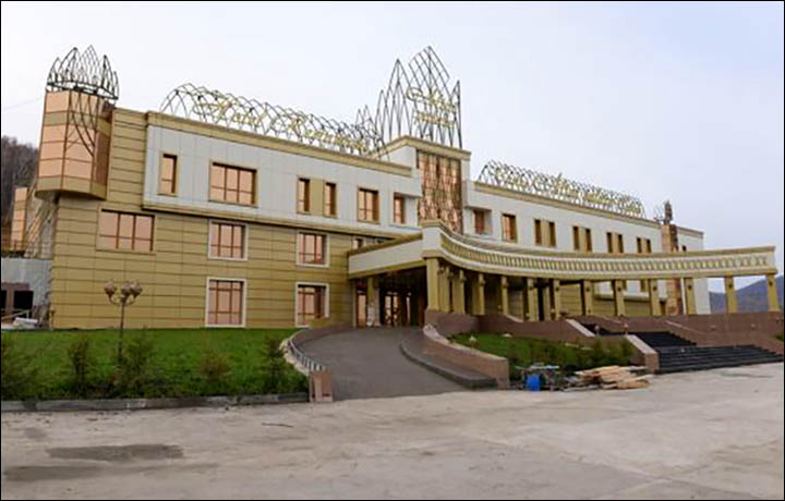 Siberian coin casino