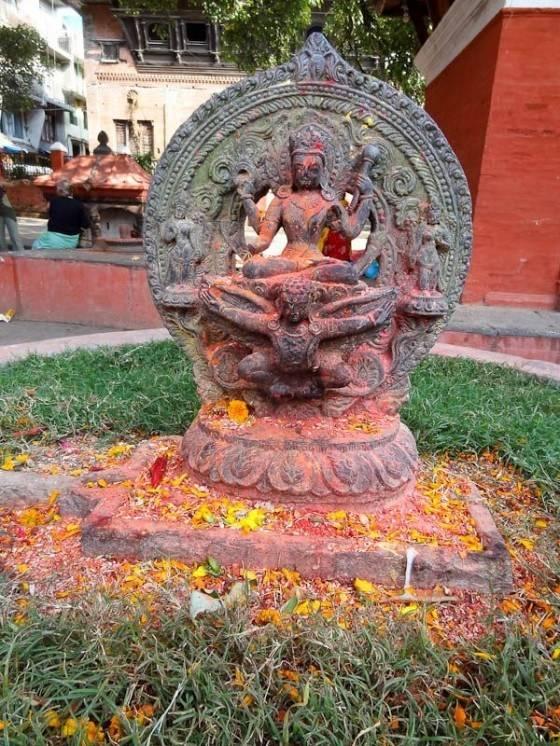 In Katmandu