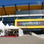 Im Tivoli: Neu-Eröffnung der Spielbank Aachen