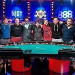WSOP 2015: Die November Nine sind gefunden