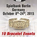 Das Poker-Highlight in Deutschland 2015: Die WSOP Europe