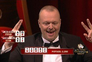 Stefan Raab TV total Pokernacht