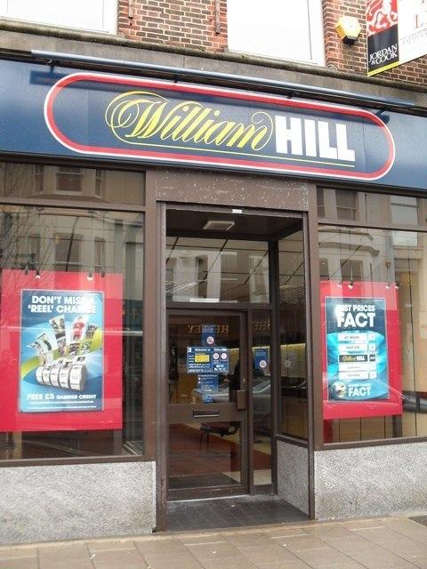 Englischer Buchmacher William Hill