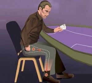 Croupier betrügt Casino