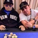Toter Pokerfan darf seine letzte Partie spielen