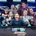 Ari Engel gewinnt Aussie Millions 2016 Main Event