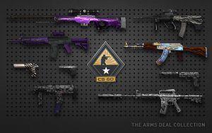 eSport Wetten mit CS:GO Weapon Skins