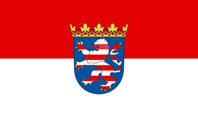 Hessen Flagge