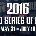 Die WSOP 2016 ist gestartet: 69 Bracelet-Events bis zum 18. Juli