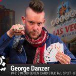 WSOP 2016: George Danzer gewinnt das 1. Bracelet für Deutschland