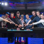 WSOP: Die November Nine des Main Event 2016 stehen fest