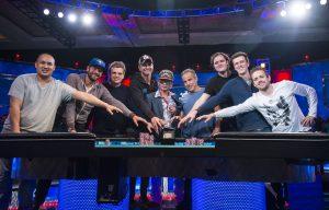 WSOP 2016 Main Event November Nine
