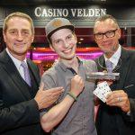 Poker Europameister Matthias Habernig