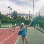 Wurde eine britische Tennis-Junioren-Spielerin durch ein Glücksspiel Syndikat vergiftet?