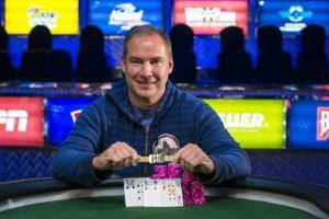 Ted Forrest WSOP 2014
