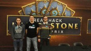 888poker sponsert Hearthstone Team Flow Esports