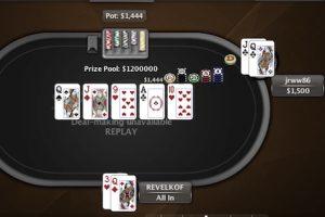 Pokerstars Spin & Go Turnier