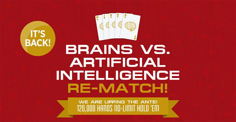Brains vs. AI Poker Tournament