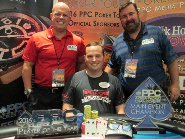 PPC Poker Tour Aruba