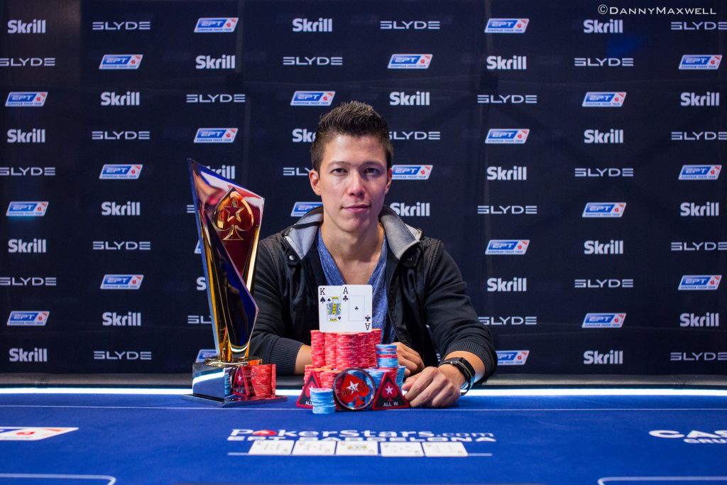 Turbo Championship of Online Poker 2017 - Thomas Mühlocker