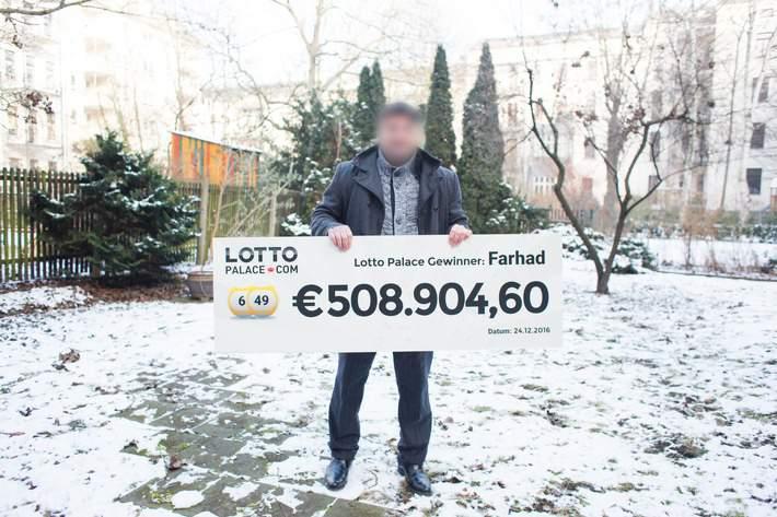 Lottogewinn Farhad