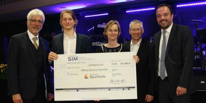 SIM Deutsche Sporthilfe