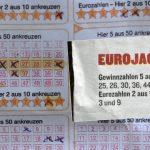 Freude über Millionengewinn beim Eurojackpot von kurzer Dauer