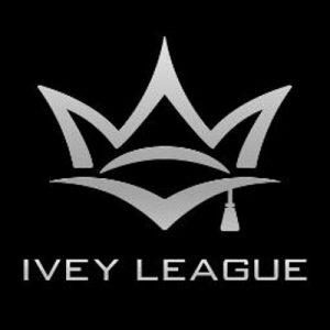 Das Bild zeigt das Ivey League Logo.
