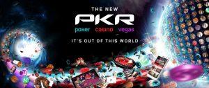 Das Bild zeigt das PKR Logo.