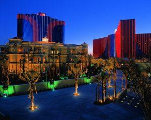Rio All-Suite Hotel & Casino in Las Vegas.