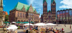 Marktplatz von Bremen