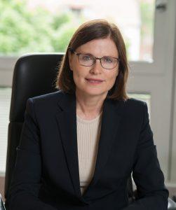 Dr. Ricarda Brandts, Präsidentin des OVG Münster
